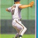 1991 Score 657 Trevor Wilson
