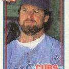 1991 Topps 415 Rick Sutcliffe