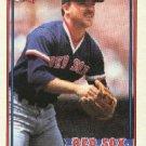 1991 Topps 652 Kevin Romine