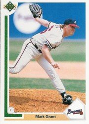 1991 Upper Deck 301 Mark Grant