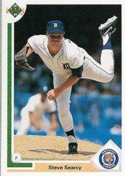1991 Upper Deck 338 Steve Searcy