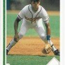 1991 Upper Deck 439 Francisco Cabrera