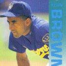 1992 Fleer 174 Kevin D. Brown