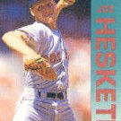 1992 Fleer 40 Joe Hesketh