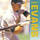 1992 Fleer 6 Dwight Evans