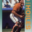 1992 Fleer 9 Chris Hoiles