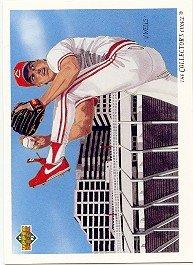 1992 Upper Deck 30 Rob Dibble TC