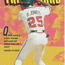 1998 SkyBox Dugout Axcess #144 Andruw Jones TRIV