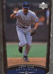 1999 Upper Deck 115 Jeff King