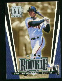 1999 Upper Deck 16 Ramon E.Martinez SR RC