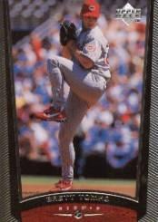 1999 Upper Deck 75 Brett Tomko