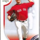 2009 SP Authentic 31 Jon Lester