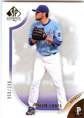 2009 SP Authentic 48 Joakim Soria