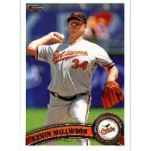 2011 Topps #18 Kevin Millwood