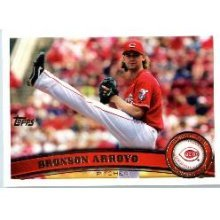 2011 Topps #98 Bronson Arroyo