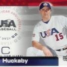 2004 USA Baseball 25th Anniversary #88 Ken Huckaby