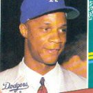 1991 Donruss #696 Darryl Strawberry