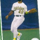 1991 Upper Deck Final Edition #88F Dave Henderson AS