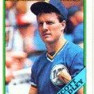 1988 Topps 762 Scott Bradley
