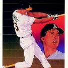 1988 Topps 3 Mark McGwire RB/Rookie Homer Record/(No