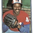1982 Fleer 184 Ray Burris