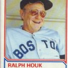 1983 Topps 786 Ralph Houk MG