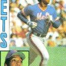 1984 Topps 368 Hubie Brooks