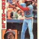1984 Topps 540 George Hendrick