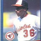 1986 Donruss 367 Nate Snell RC