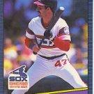 1986 Donruss 452 Bryan Little