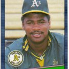 1986 Donruss 522 Jose Rijo
