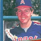 1986 Donruss 524 Jack Howell RC