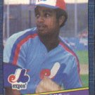 1986 Donruss 55 Hubie Brooks