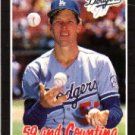 1989 Donruss 648 Orel Hershiser/(59 and Counting)