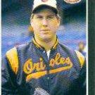 1989 Donruss 651 Bob Milacki