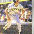 1989 Fleer 222 Andy Van Slyke