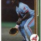 1989 Upper Deck 157 Willie Upshaw