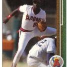 1989 Upper Deck 245 Mark McLemore