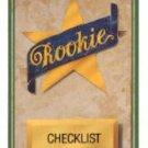 1989 Upper Deck 27 Star Rookie CL