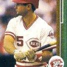 1989 Upper Deck 393 Jeff Treadway