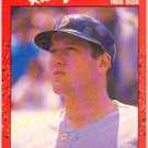1990 Donruss 346 Rich Gedman