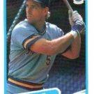1990 Fleer 338 B.J. Surhoff