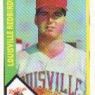 1990 Louisville Red Birds CMC #7 Dave Osteen