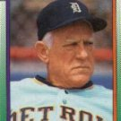 1990 Topps 609 Sparky Anderson MG