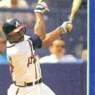 1991 Score 543 Lonnie Smith
