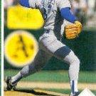 1991 Upper Deck 606 Kenny Rogers