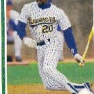 1991 Upper Deck 720 Willie Randolph