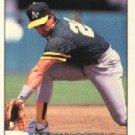 1992 Donruss 670 Brook Jacoby
