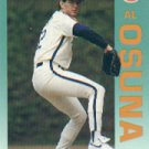 1992 Fleer 442 Al Osuna