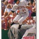 1992 Upper Deck 313 Scott Leius